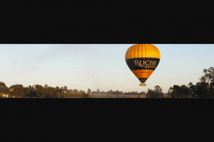 Hunter Valley Gardens – Win a Balloon Aloft Hot Air Balloon Flight Over The Hunter Valley for Two People Valued at $678. (prize valued at $678)