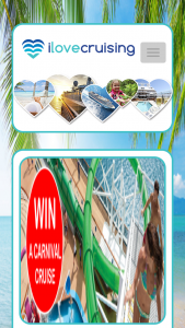 Ilovecruising – Win a Cruise on Carnival Spirit