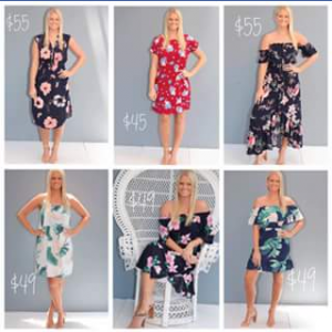 Indi Rose fashion – Win a New Arrival Fashion Dress