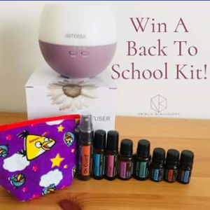 Inspire with Natalie Blackburne – Win this Amazing Pack for Back to School Time