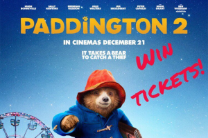 jackie_mylittlebookcase – Win a Paddington 2 Family Pass 2 Adults 2 Kids Plus a Paddington Prize Pack ( Bag Stamper Pen Pencil Case and Notebook Valued at A$116.75 (