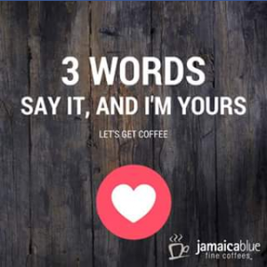 Jamaica Blue – Win One of Five Coffee Vouchers
