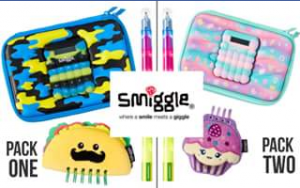 Kids In Adelaide – Win a Back to School Prize Pack From Smiggle