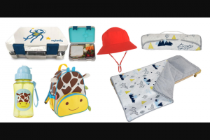 Kids in The City – Kids on the Coast – Win $100 Hippo Blue Gift Card (prize valued at $150)
