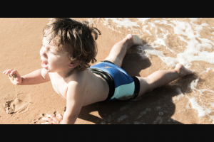 Kids in the City-Kids on the Coast – Win $40 Gift Card to Use at Water Baby Swimwear
