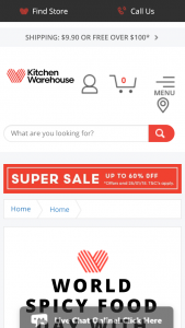 Kitchen Warehouse – Win this Giveaway (prize valued at $385)