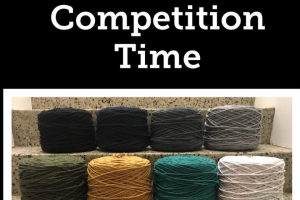 Knot Knitting – Win 1 of 2 X 2.5kg Roll of Cotton