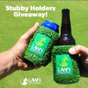 Lawn Solutions Australia – Win a Lawn Solutions Stubby Holder