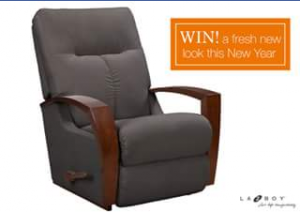 La-Z-Boy Australia – Win a Maxx Recliner for Your Home this Summer