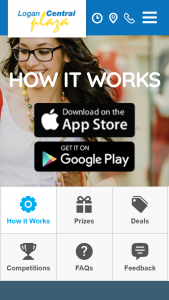 Logan Central Plaza – Win Download The Lovelogansrewards App