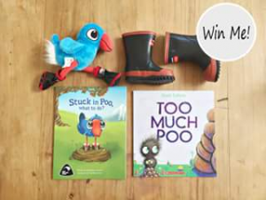 Luke The Pook books – Win a Prize Pack