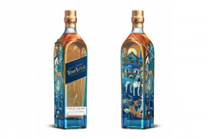 Man of Many – Win this Limited Edition Johnnie Walker Blue Label Year of The Dog Worth $260 (prize valued at $260)