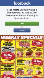 Mega Meats Browns Plains – Win a $50 Voucher