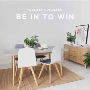 Mocka Australia – Win a Nava Dining Table