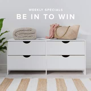 Mocka Australia – Win a Set of Brooklyn Drawers