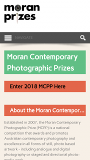 Moran Arts Foundation – Submit an image in Student Section & – Win Various Prizes (prize valued at $50,000)