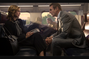 Moviehole – Win 1/5 Double Passes to The Commuter