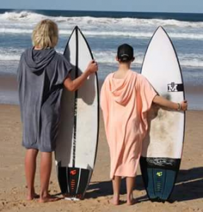 Mum to Five – Win a Microfibre Hooded Surf Towel