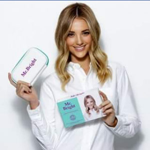 Mum to Five – Win a Mr Bright Led Teeth Whitening Kit Valued at $79.95