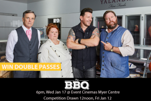 MyCityLife – Win a Double Pass to The Bbq Fill In The Details Below
