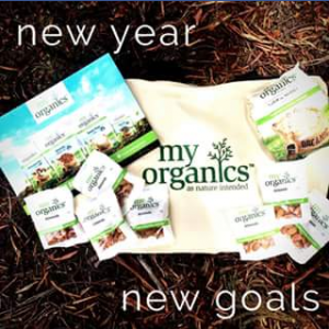MyOrganics – Win One of Three Myorganics Packs