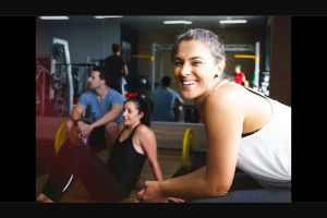 Nova 106.9 – Win a Free 6-month Jetts Gym Membership (prize valued at $760)