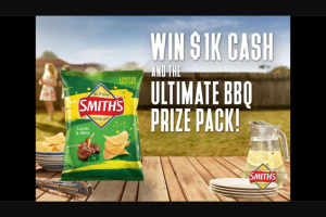 Nova 93.7 – Win this Prize of Awesomeness Simply Tell Us In 25 Words Or Less What Item You Can't Do Without at an Aussie Bbq and Why (prize valued at $1,000)