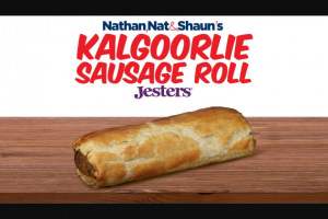 Nova 93.7 – Win Your Share of Free Jesters Pies & Sausage Rolls