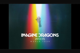 NovaFM Smallzy's is sending you to see Imagine Dragons live closes @2pm – Competition