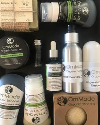 OmMade Organic Skincare – Win The Ultimate Vegan Pack From @ommadeorganicskincare // Includes Konjac Cleansing Sponge (prize valued at $164.35)