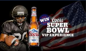 Osbourne Hotel – Win a Super Bowl Lii VIP Experience for You and 5 Mates at The Osbourne Hotel Thanks to Coors
