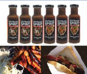 OuTBack Spirit – Win One of Five Sauce Packs for Your Nominated Club