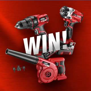 Ozito Industries – Win The 18v Drill