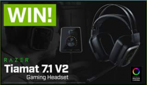 PC Case Gear – Win a Razer Tiamat 7.1 V2 Gaming Headset