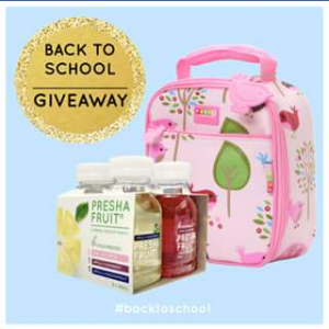 Preshafruit – Win a Penny Scallan Lunchbox and a Preshafruit Mini Cold Pressed Juice Supply
