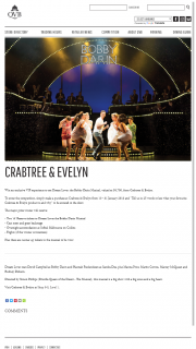 QVB-Crabtree & Evelyn – Win an Exclusive VIP Experience to See Dream Lover (prize valued at $6,700)