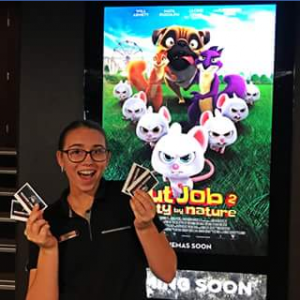 Reading Cinemas Bundaberg – Win One of Two Family