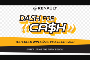 Renault Australia Vic Residents only – Win 2 Tickets to an Upcoming Melbourne Stars Match (prize valued at $3,300)