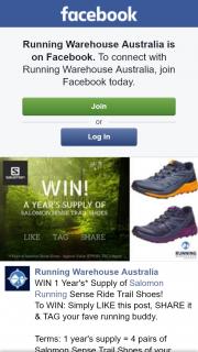 1 Australia Warehouse Year's Win Of S Running Supply wP8tqx6