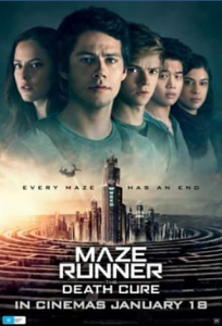 Scholastic Australia – Win One of Five Maze Runner The Death Cure Double Passes