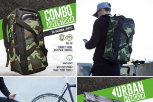 smashenterprises – Win an Urban Tracker Or Combo Adventurer Backpack ( Will Update The
