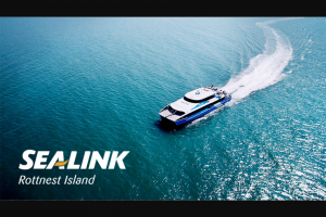 Southern Cross Austereo – Win an All Day Rottnest Adventure Thanks to Sealink Rottnest Island (prize valued at $9,060)