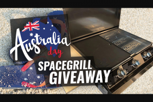 SpaceGrill – Win a Space Grill