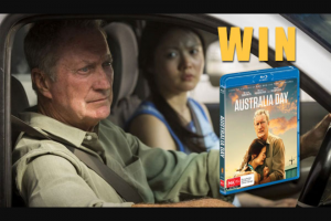 Spotlight Report – Win 1/5 Copies of Australia Day on Blu Ray