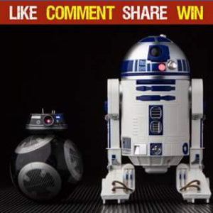 Stack Magazine – Win One of Two Sphero R2-d2s Or a Bb-9e Droid