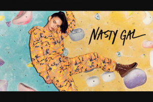 Student Edge – Win 1 of 2 $250 Nasty Gal Vouchers (prize valued at $500)