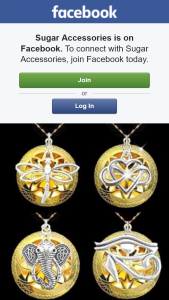 Sugar Accessories – Win a Gold & Silver Oil Diffuser Locket Necklace