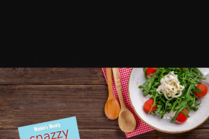 Sweepon – Win One of 20 Snazzy Snacks Cook Books (prize valued at $200)
