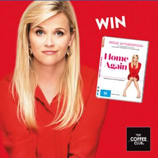 The Coffee Club – Win One of Twenty Copies of Home Again on DVD