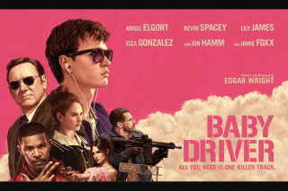 The Music – Win a Copy of Baby Driver on DVD
